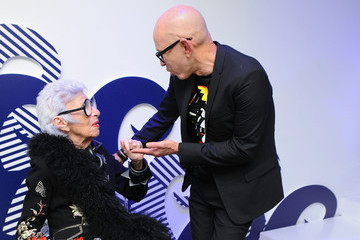 Iris Apfel MAC Cosmetics And Miles Aldridge Celebrate NYC Rizzoli Book Launch - Miles Of MAC
