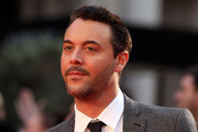 "Jack Huston attends ""The Irishman"" International Premiere and Closing Gala during the 63rd BFI London Film Festival at the Odeon Luxe Leicester Square on October 13, 2019 in London, England."
