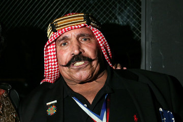 Iron Sheik The 2013 GQ Gentlemen Give Back Concert