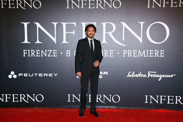'Inferno' Premiere in Florence []
