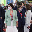 Isabel Diaz Ayuso Spanish Royals Attend FITUR Tourism Fair Opening