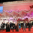 """Isabel May """"Run Hide Fight"""" Red Carpet - The 77th Venice Film Festival"""