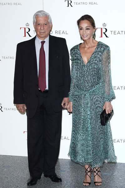 Spanish Royals Attends Opera 'Don Carlos' At The Royal Theatre