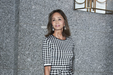 Isabel Preysler Spanish Royals Attend 'Fausto' At The Royal Theatre