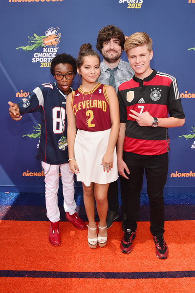 Nickelodeon Kids' Choice Sports Awards 2015 - Red Carpet