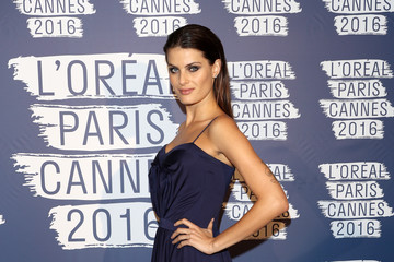 Isabeli Fontana L'Oreal Paris Blue Obsession Party - The 69th Annual Cannes Film Festival