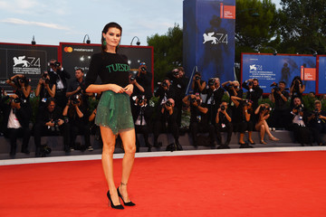Isabeli Fontana 'The Shape of Water' Premiere - 74th Venice Film Festival