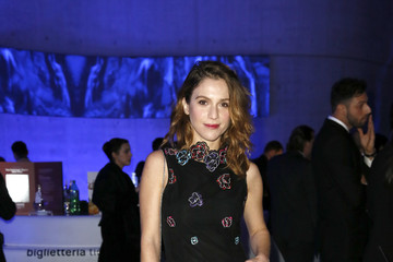 Isabella Ragonese MAXXI Acquisition Gala Dinner 2017