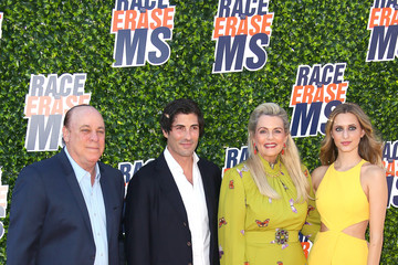 Isabella Rickel 28th Annual Race To Erase MS Gala - Arrivals