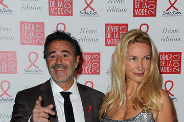 Isabelle Doval Sidaction Gala Dinner 2013 - Photocall