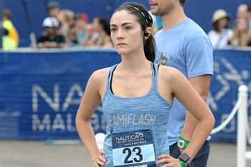 Isabelle Fuhrman Nautica Malibu Triathlon Presented by Equinox