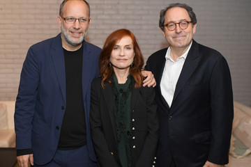 """Isabelle Huppert """"Frankie"""" New York Screening After Party"""