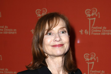 Isabelle Huppert 6th Chinese Film Festival: Cocktail Arrivals At Hotel Meurice In Paris