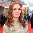 """Isabelle Huppert """"Madres Paralelas"""" Red Carpet And Opening Ceremony - The 78th Venice International Film Festival"""