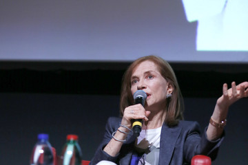 Isabelle Huppert Isabelle Huppert Press Conference - 13th Rome Film Fest