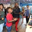 Isaiah Crews Dell VR Experience at the 'Spider-Man: Homecoming' Global Premiere