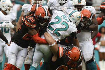 Isaiah Pead Cleveland Browns v Miami Dolphins