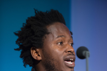Ishmael Beah Celebs Attend the Social Good Summit