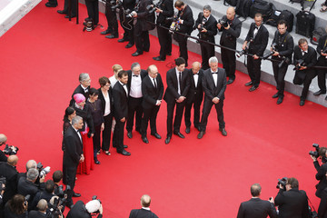 Isild Le Besco 'Jimmy's Hall' Premieres at Cannes