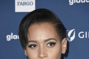 Isis King 30th Annual GLAAD Media Awards - Arrivals
