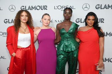 Iskra Lawrence 2019 Glamour Women Of The Year Awards - Arrivals And Cocktail