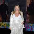 Iskra Lawrence Premiere Of Columbia Pictures'