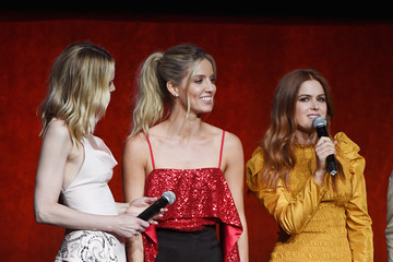 Isla Fisher Annabelle Wallis CinemaCon 2018 - Warner Bros. Pictures Invites You To 'The Big Picture', an Exclusive Presentation Of Our Upcoming Slate