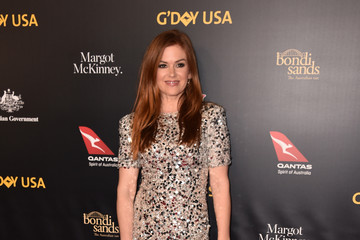 Isla Fisher 16th Annual G'Day USA Los Angeles Gala - Arrivals
