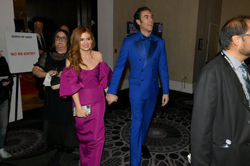 Isla Fisher 77th Annual Golden Globe Awards - Cocktail Reception