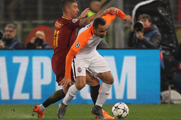 Ismaily AS Roma Vs. Shakhtar Donetsk - UEFA Champions League Round of 16: Second Leg