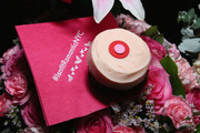 Sprinkles cupcakes are served during the 'Isn't It Romantic' VIP screening powered by 1-800-Flowers on January 29, 2019 in New York City.