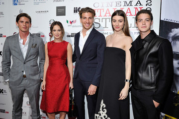 Israel Broussard 'The Great Beauty' Premieres in Hollywood