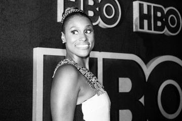 Issa Rae HBO's Post Emmy Awards Reception - Red Carpet