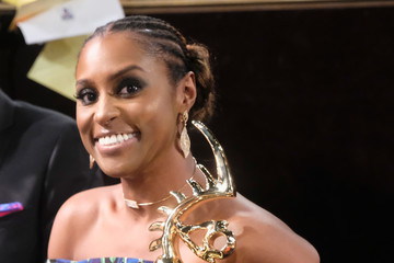 Issa Rae BET Presents the American Black Film Festival Honors - Backstage
