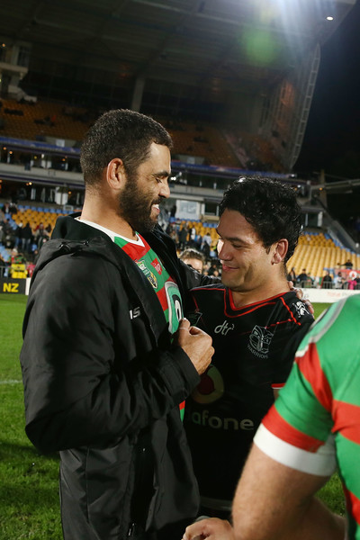 NRL Rd 12 - Warriors vs. Rabbitohs