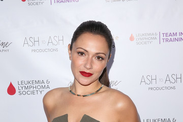 Italia Ricci CAN.PARTY: Hollywood Fights For A Cure