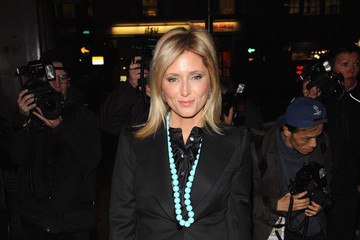 Marie Chantal The Italian Touch - Launch Reception Arrivals