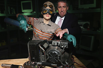 Ivan Reitman Who You Gonna Call? Madame Tussauds New York Opens Highly-Anticipated All New Ghostbusters Experience