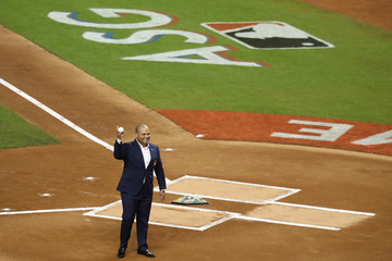 Ivan Rodriguez 88th MLB All-Star Game