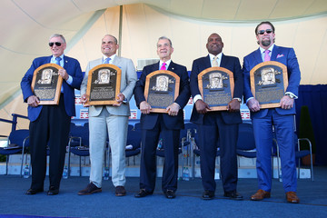 Ivan Rodriguez Baseball Hall of Fame Induction Ceremony