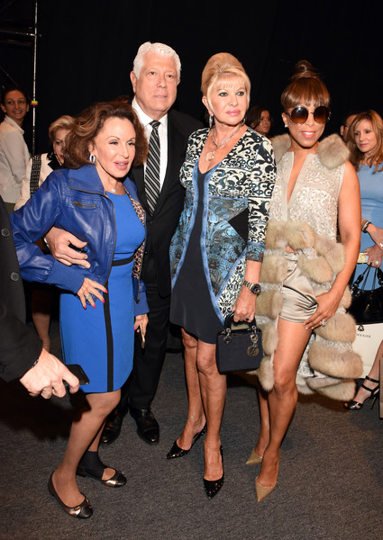Ivana Trump And Dennis Basso Photos Photos Zimbio