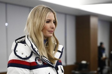 Ivanka Trump 2018 Winter Olympic Games - Closing Ceremony
