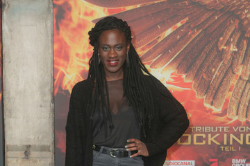 Ivy Quainoo 'The Hunger Games: Mockingjay Part 1' Preview Event