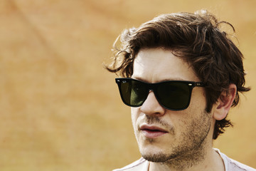 Iwan Rheon Ray-Ban Studios At All Points East Festival