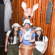 Izabel Araujo Podwall Entertainment's 9th Annual Halloween Party Presented By Makers Mark