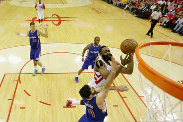 J.J. Redick Los Angeles Clippers v Houston Rockets - Game Five