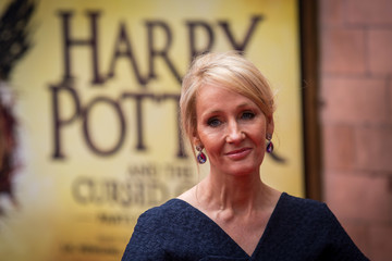 J.K. Rowling 'Harry Potter & The Cursed Child' - Press Preview - Arrivals