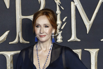 J.K. Rowling 'Fantastic Beasts: The Crimes Of Grindelwald' UK Premiere - Red Carpet Arrivals