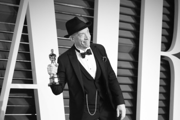 J.K. Simmons Alternative Look at the Vanity Fair Oscar Party