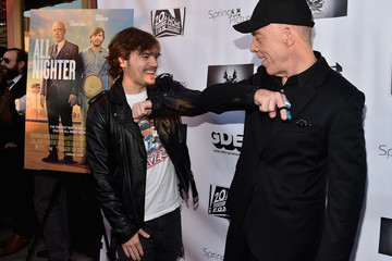 J.K. Simmons Screening of Good Deed Entertainment's 'All Nighter' - Red Carpet